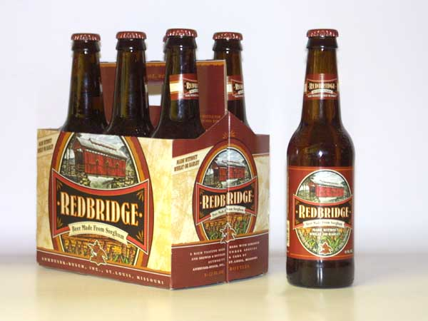 Redbridge Gluten Free Sorghum Beer Gluten Free Beer at Jungle