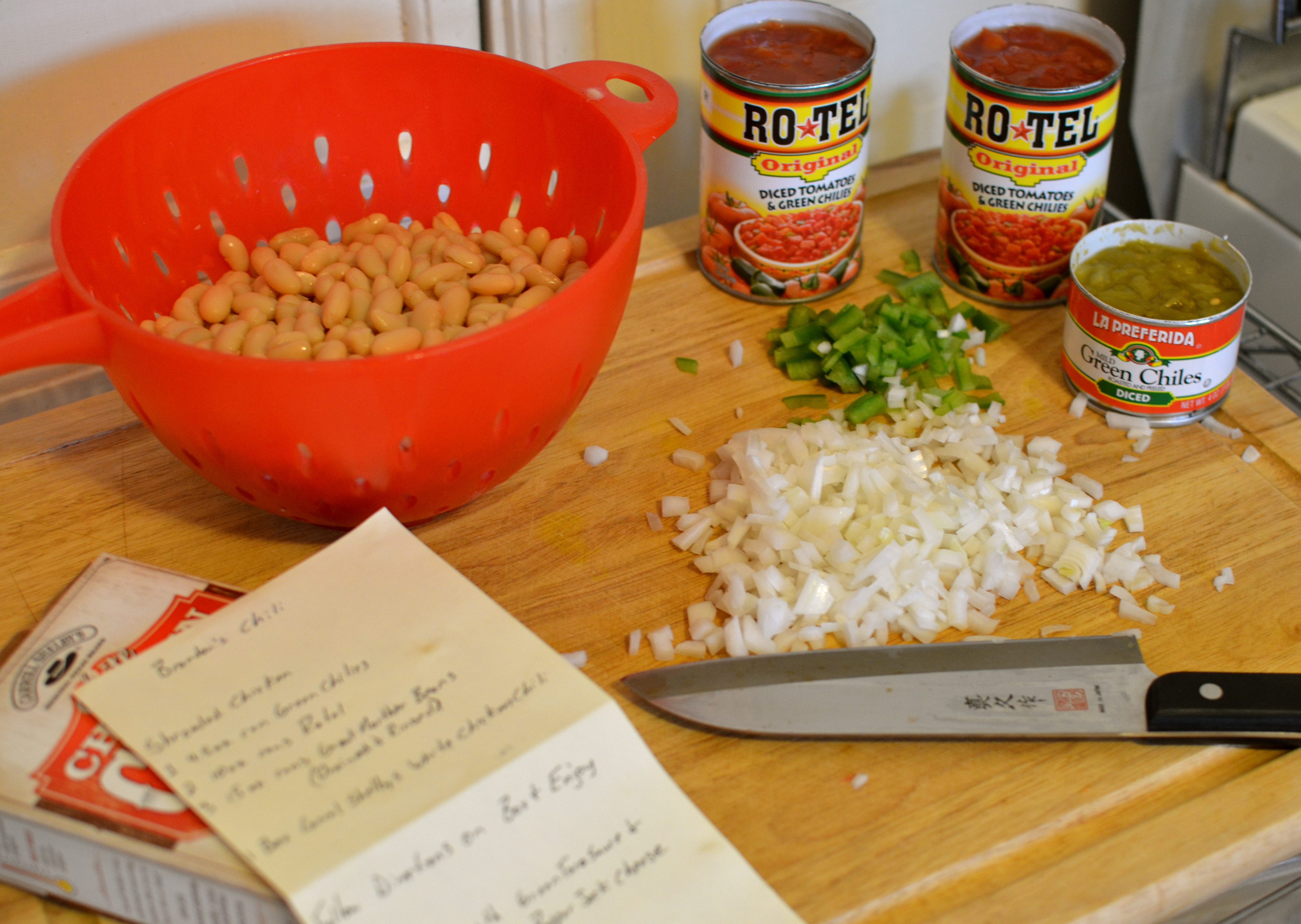 Carroll Shelby S White Chicken Chili Gluten Free Kit Celiac In The City