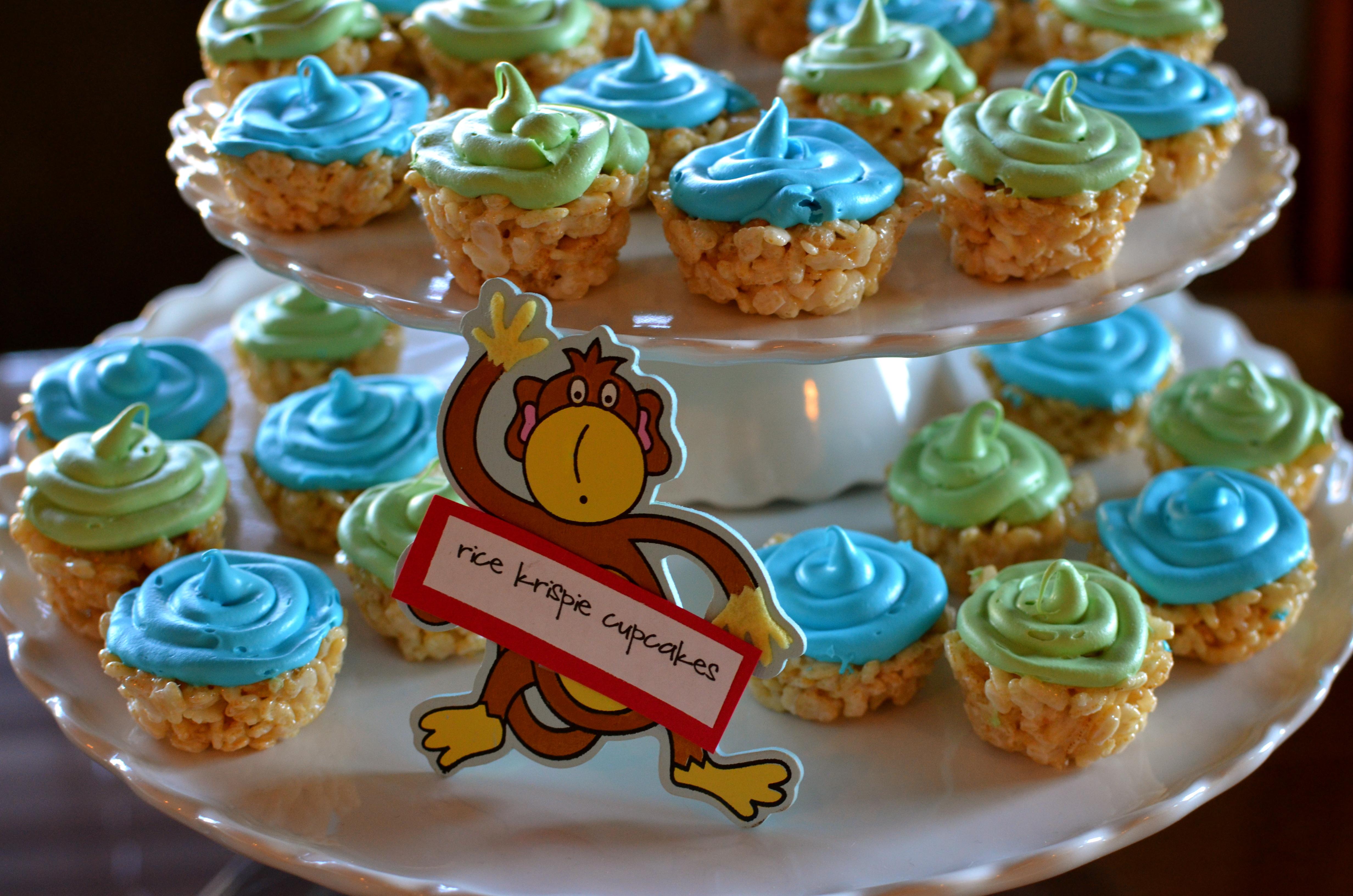 Rice Krispie Cupcakes Just The Regular Recipe