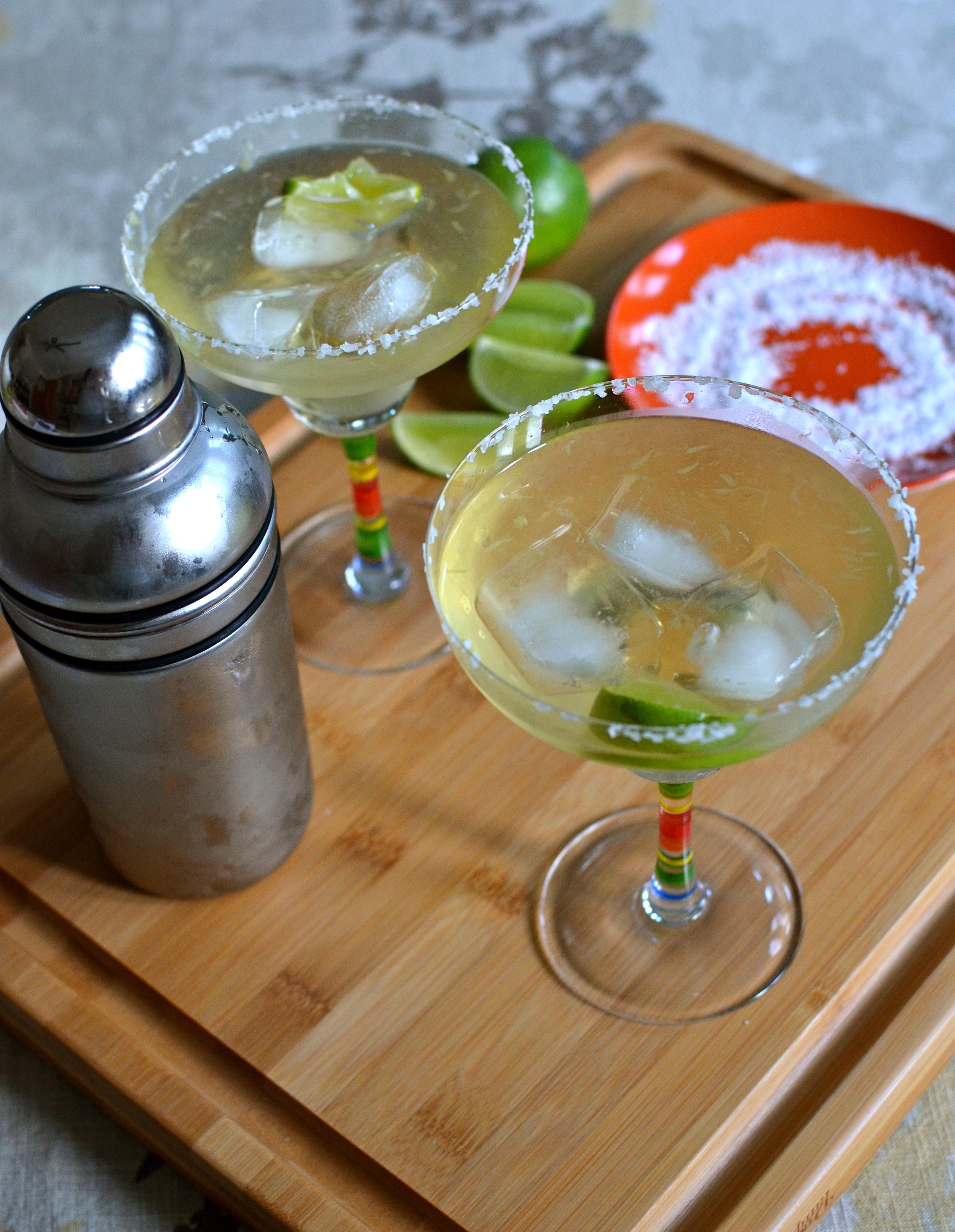 Rio margarita recipe | Celiac in the City