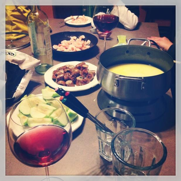farm fondue