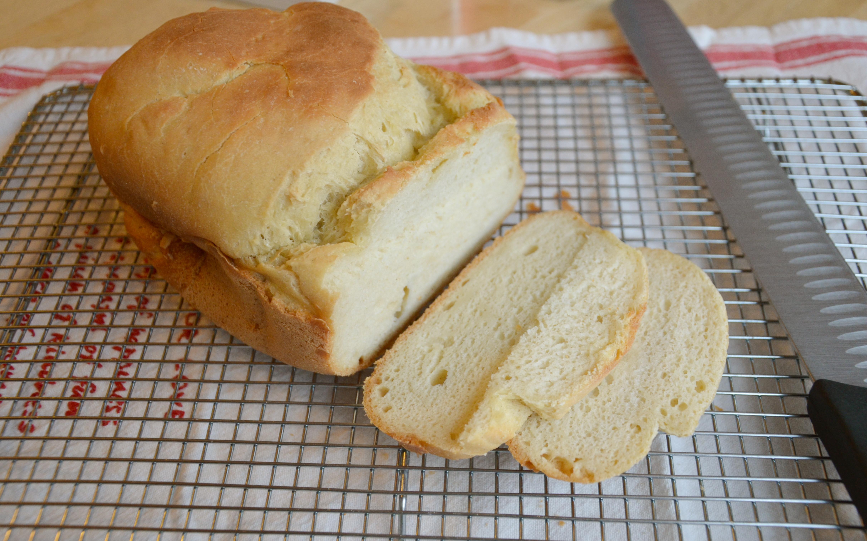 Gluten-Free Bread in Bread Machine | Celiac in the City