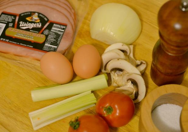 gluten free egg cup ingredients