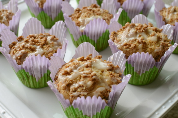 Coffee-Cake-Muffins-on-Plate-Celiac-in-the-City