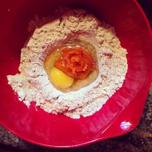 gluten free pumpkin cinnamon cake