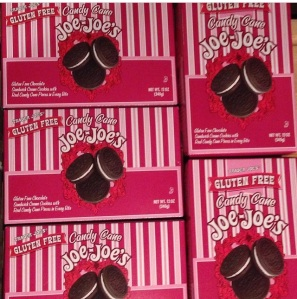 gluten free candy cane joe-joe's